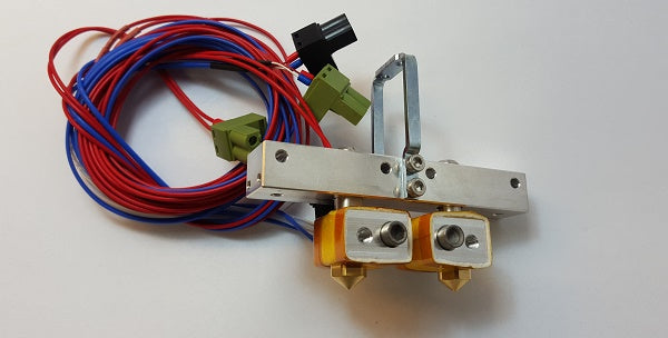 Flashforge Extruder Assembly to Creator Pro