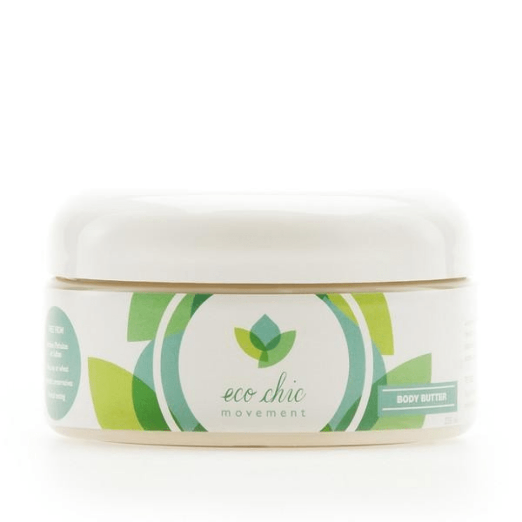Eco Chic Natural Belly Butter