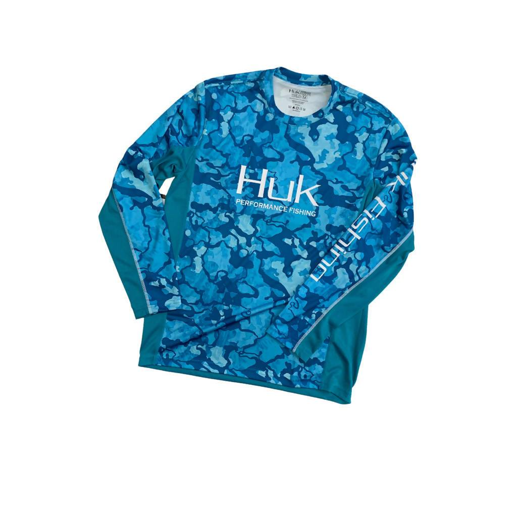 HUK Icon X Long-Sleeve