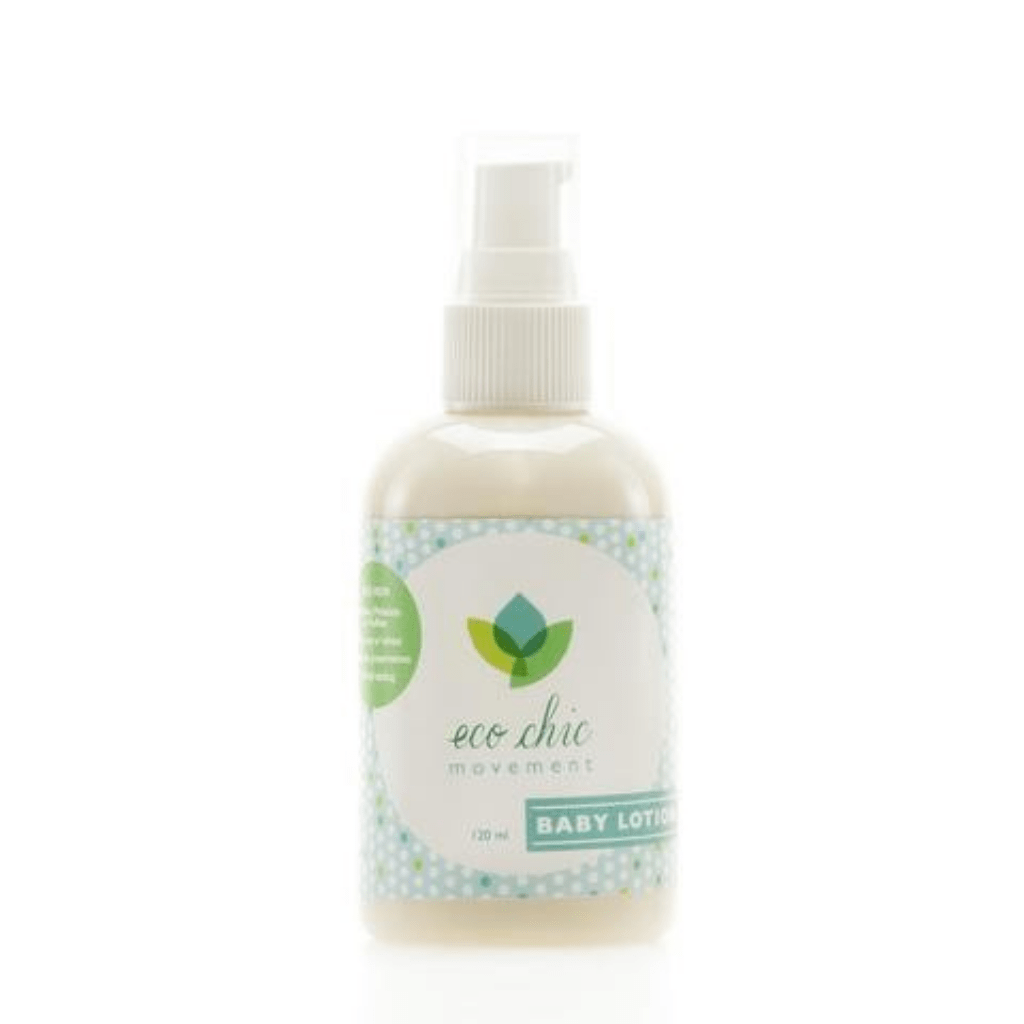 Eco Chic Baby Lotion