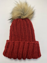 Load image into Gallery viewer, Hand Knit Hat