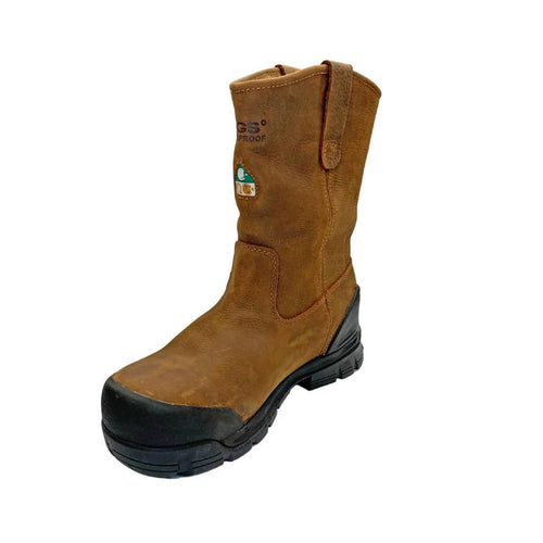BOGS Bedrock Wellington CSA | Leather Boots | We Shop Local Carleton Place