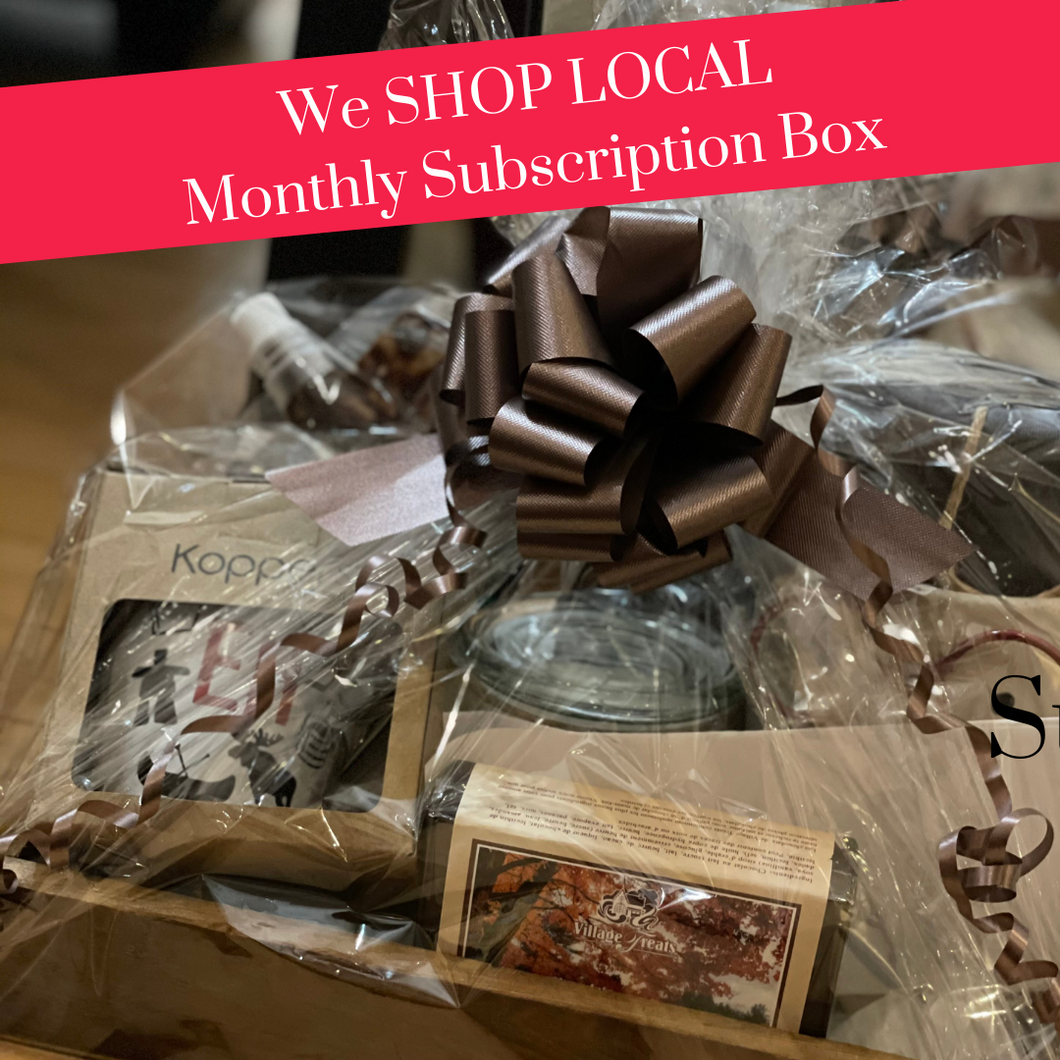 C.P. Subscription Box