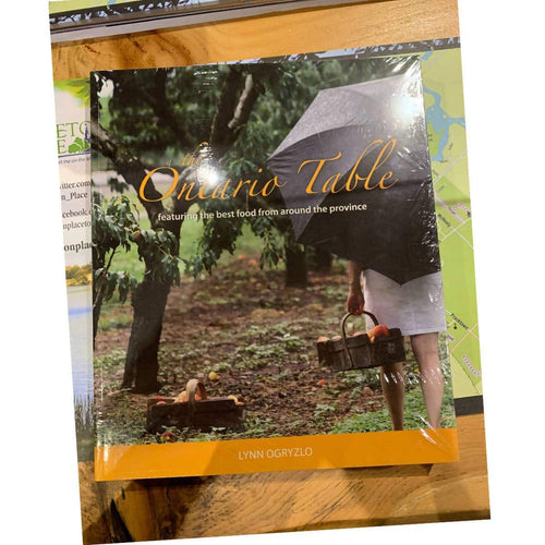 Ontario Table Cookbook | We Shop Local Carleton Place