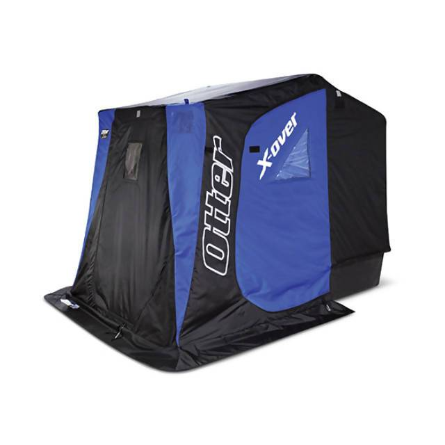 OTTER XT X-OVER COTTAGE- Ice Fishing Hut