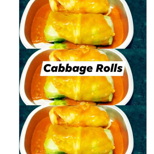 Frozen Cabbage Rolls | We Shop Local Carleton Place