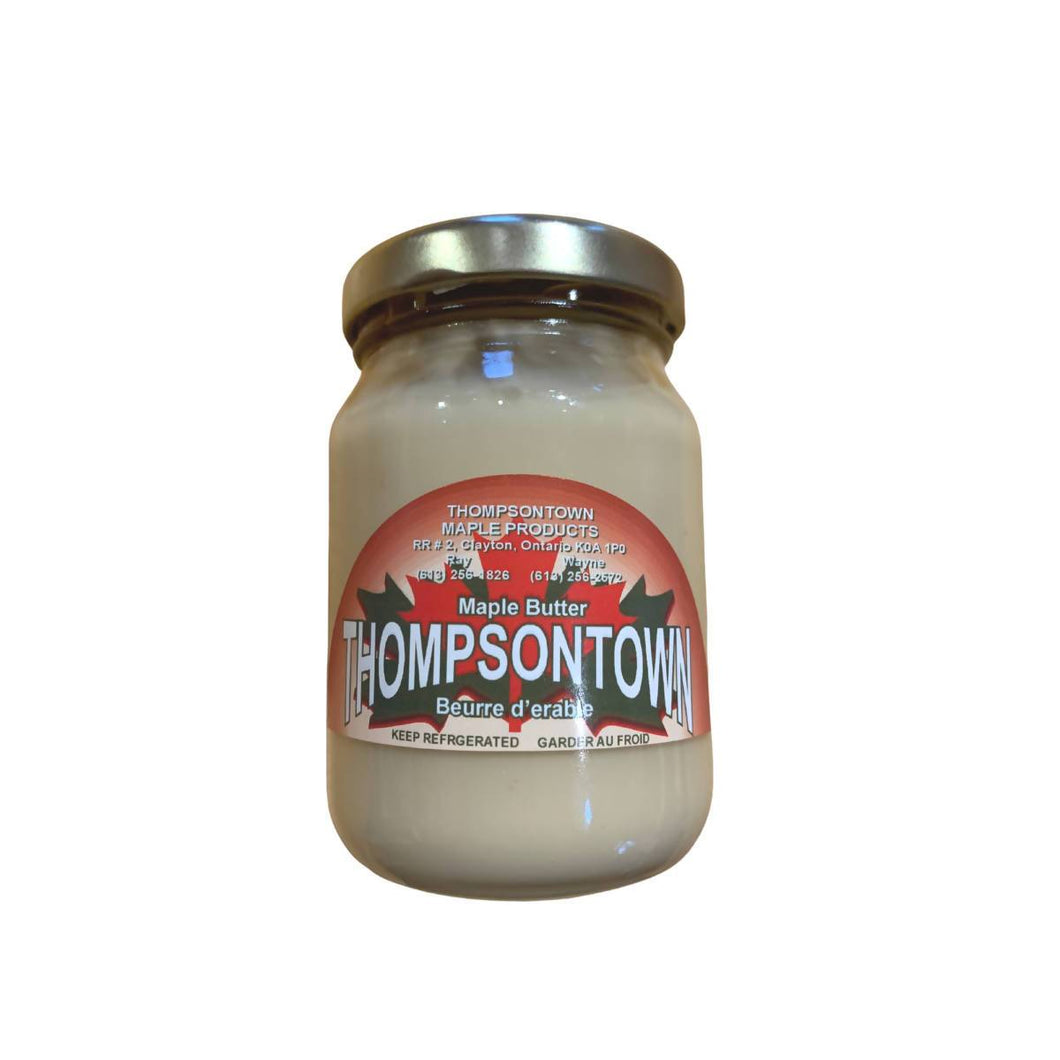 Thompsontown Maple Butter