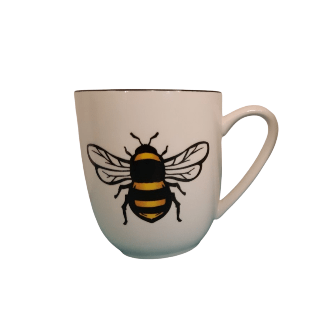 Bee Coffee Tea Mug | We Shop Local Carleton Place