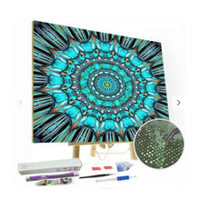 Load image into Gallery viewer, Paint by Diamond- Mandala