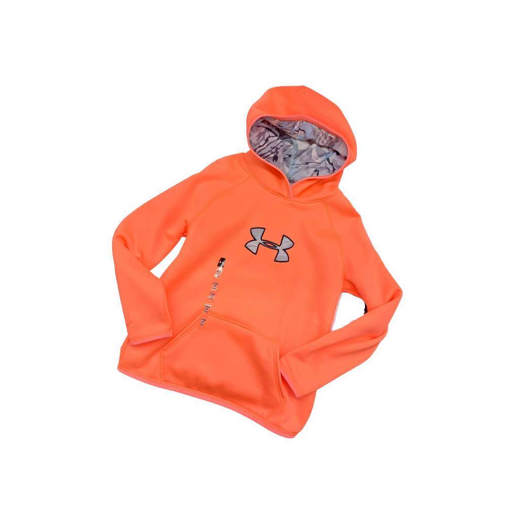 Under Armour Girl's Caliber Hoody