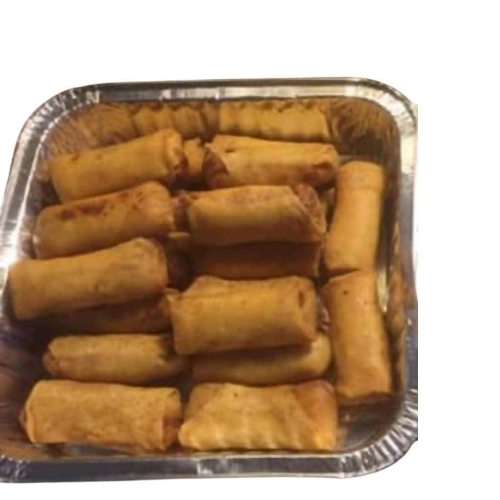 Angelique's Springrolls (Pork & Vegetable) Frozen