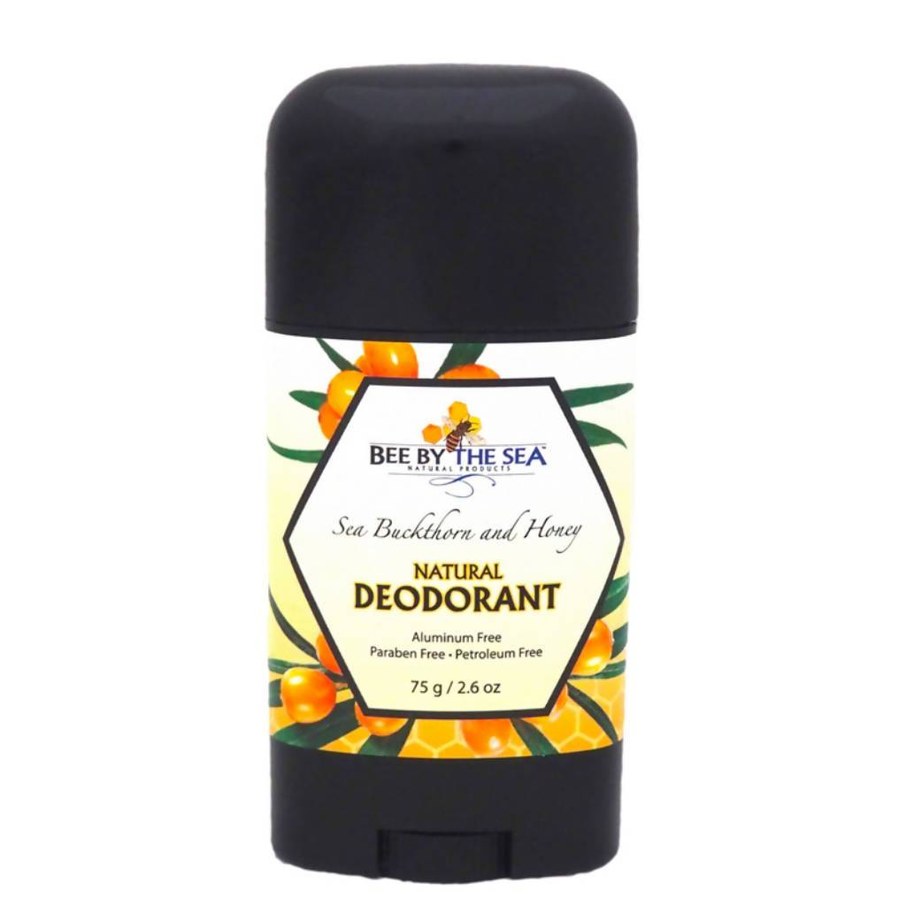 Bee By the Sea Natural Deodorant