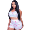 YES DADDY 2 PIECE (WHITE)