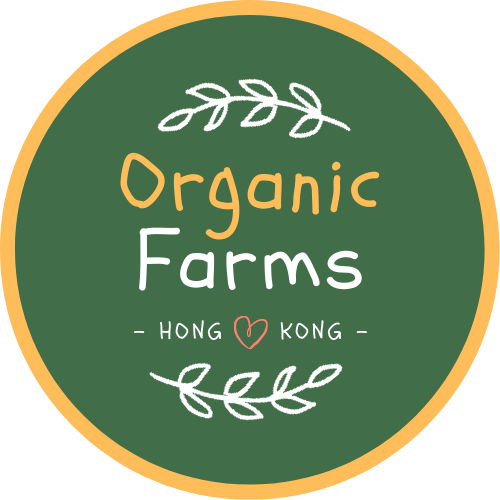 Organic Farms HK Logo