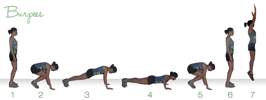 How equestrians should do a burpee with perfect form