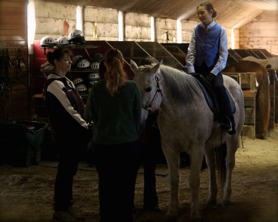 The hardest things for equestrian parents