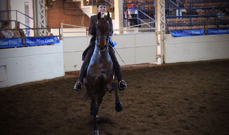 Tips for winning your saddle seat equitation class