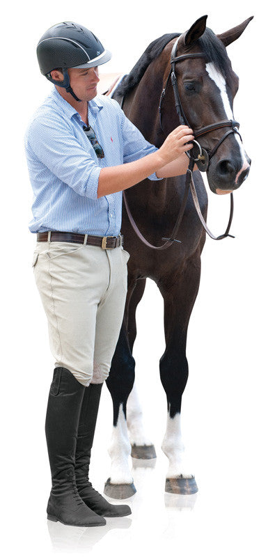 Men's Breeches Jodhpurs Ovation EuroWeave from The Jodhpurs Company