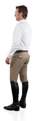 Ovation EuroWeave Mens Full Seat Breech