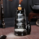 Incense Waterfall - Ceramic Backflow - Incense Burner