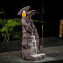 Incense Waterfall- Mystic Dragon - Incense Burner