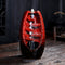 Incense Waterfall - Red Ceramic Backflow - Incense Burner