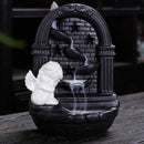 Incense Waterfall - Zen Series-Ceramic Backflow - Incense Burner
