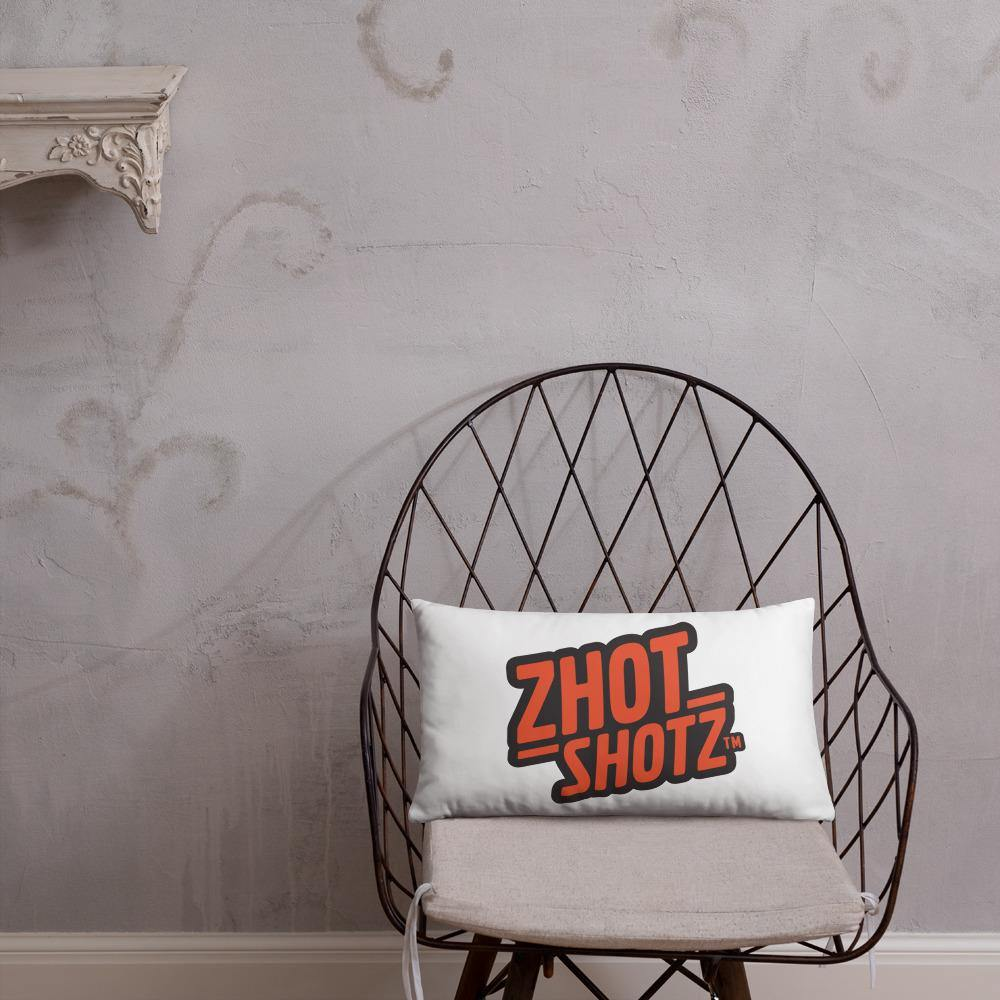 ZHOT SHOTZ-Basic Pillow - Zhot Shop