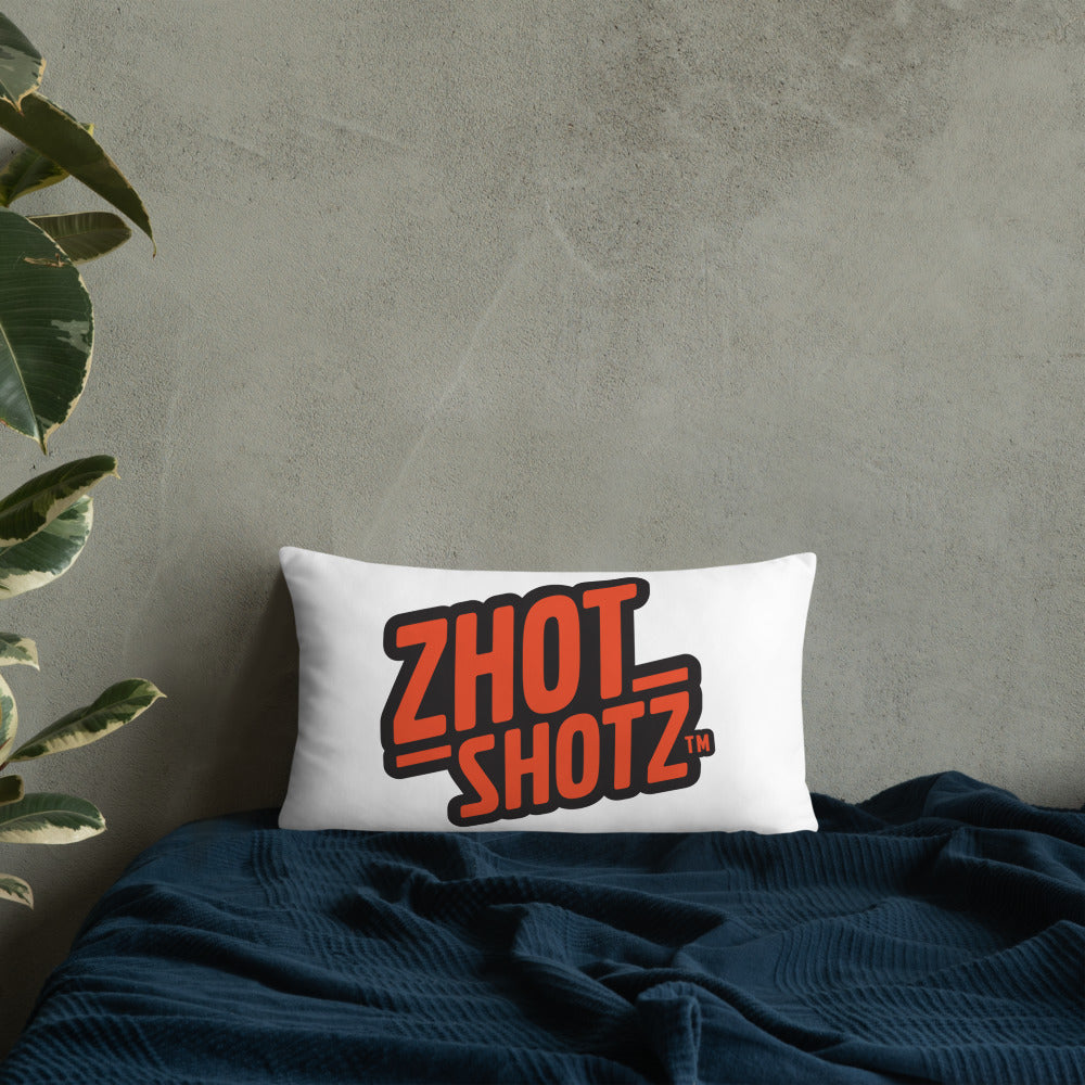 ZHOT SHOTZ-Basic Pillow