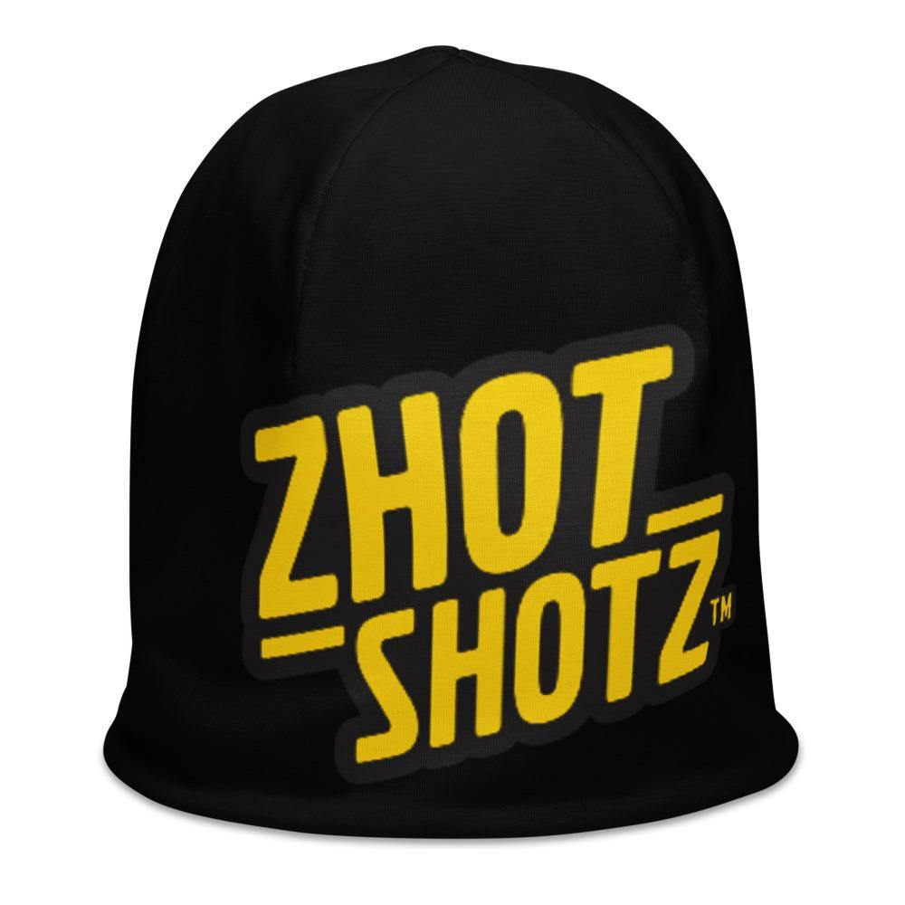 Zhot Shotz-All-Over Print Beanie - Zhot Shop