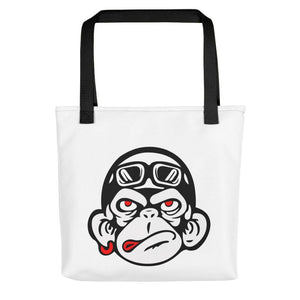 Zhot Shotz Monckey-Tote bag - Zhot Shop