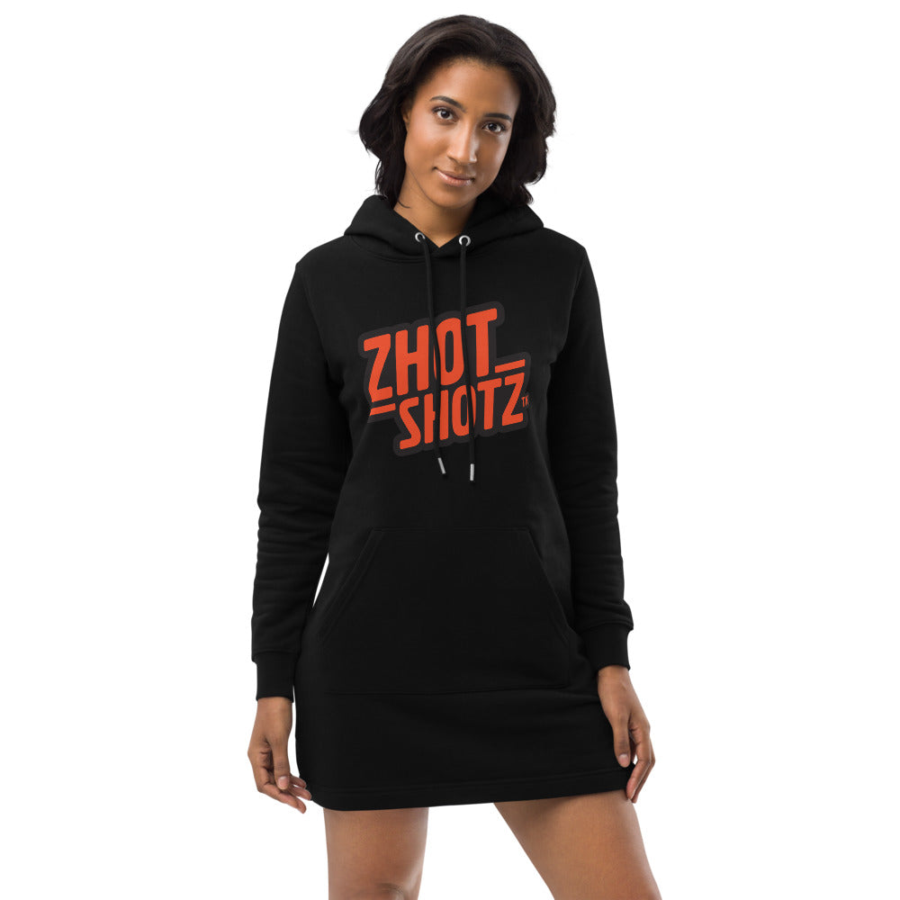 Zhot Shotz-Hoodie dress