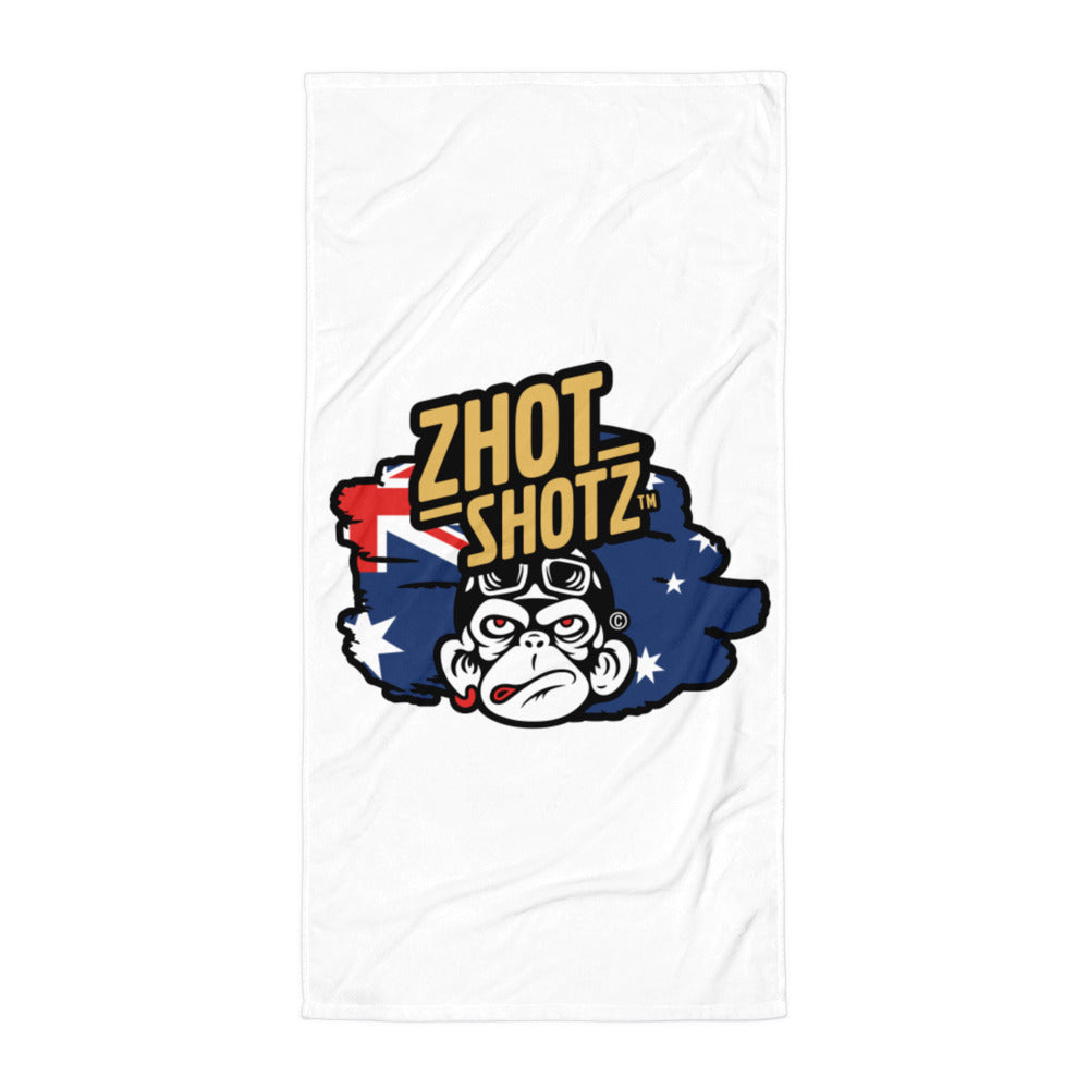 ZHOT SHOTZ-Towel