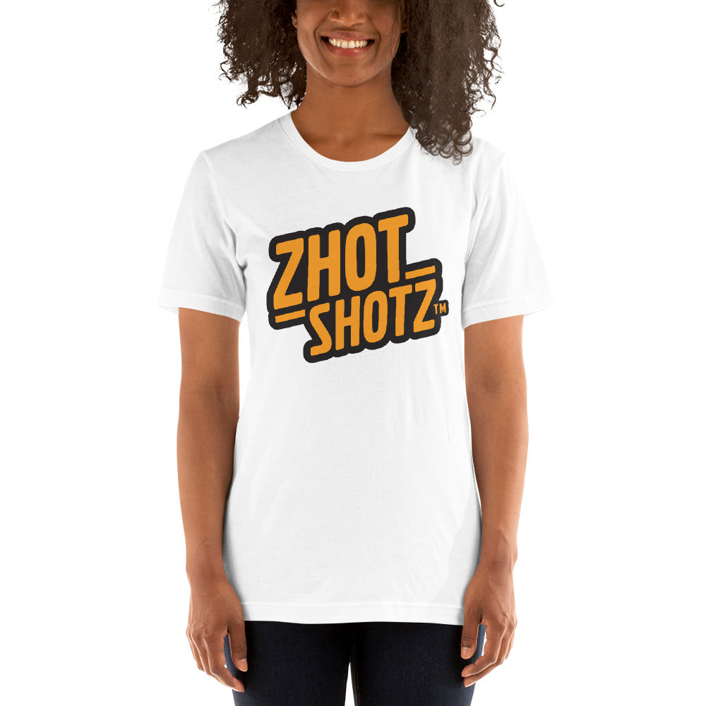ZHOT SHOTZ-Short-Sleeve Unisex T-Shirt