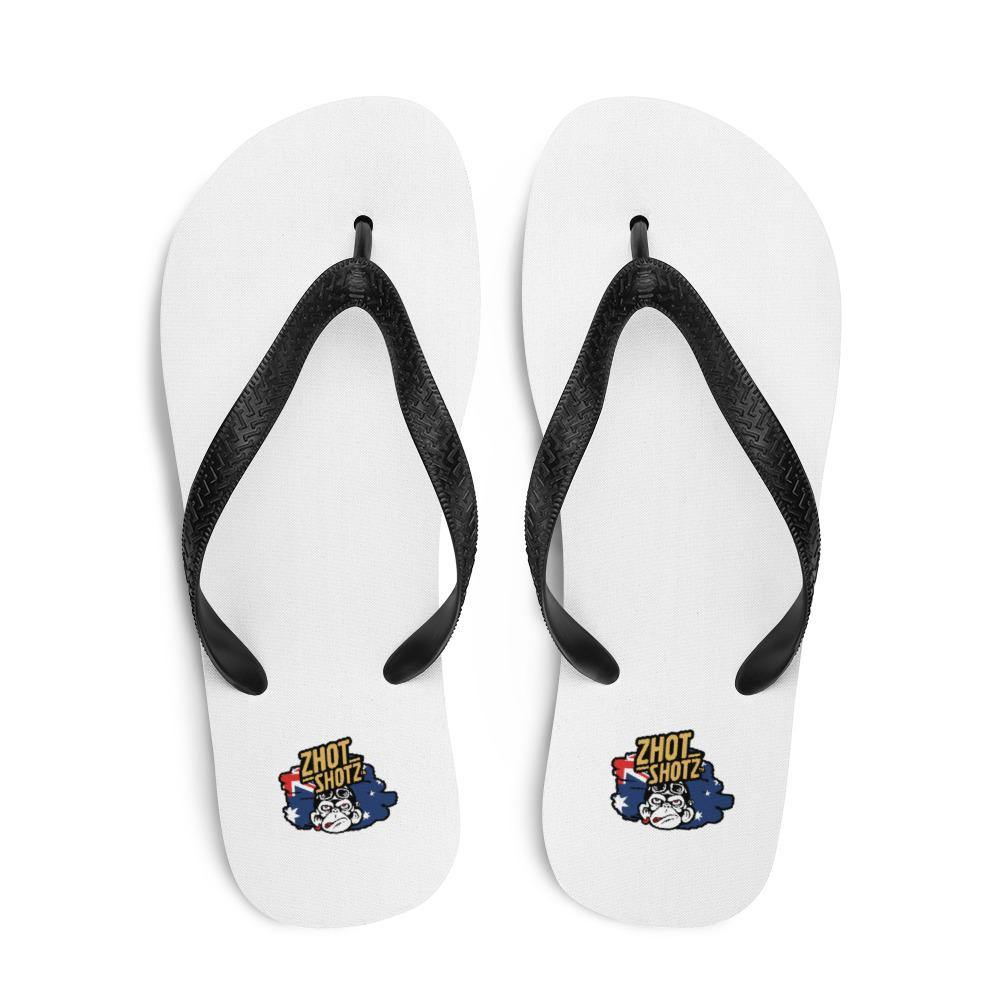 Zhot Shots Monkey--Flip-Flops - Zhot Shop