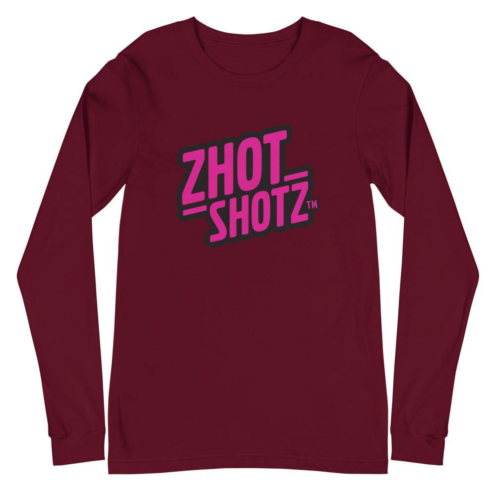 Unisex Long Sleeve Tee - Zhot Shop