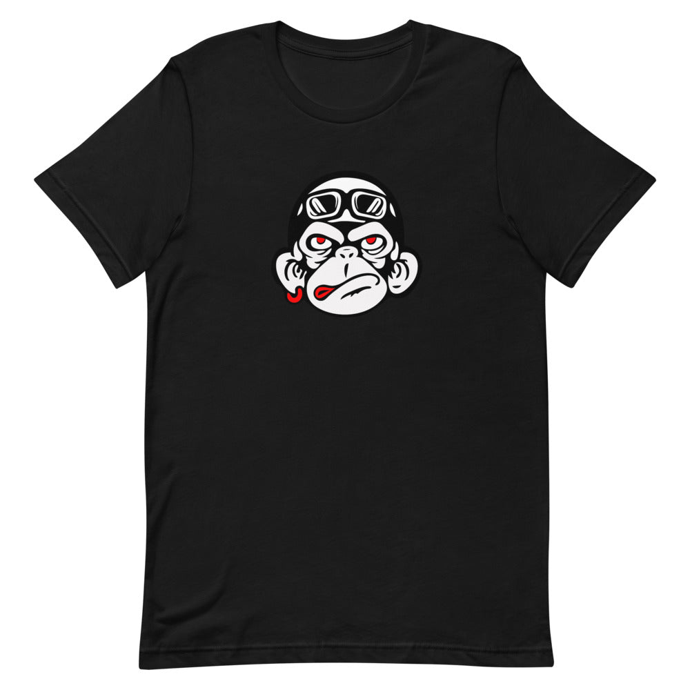 Zhot face -Short-Sleeve Unisex T-Shirt