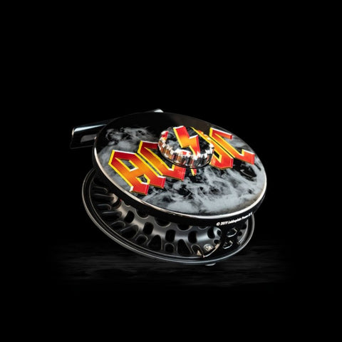 ABEL + AC/DC LIMITED EDITION FLY REELS