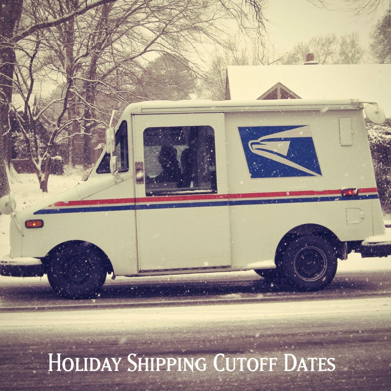 USPS 2014 HOLIDAY SHIPPING DATES