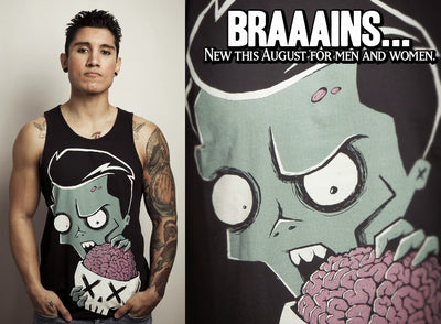 New Designs for August