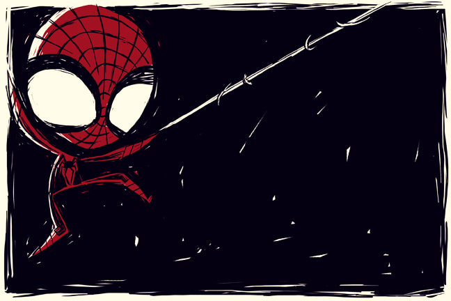 Spiderman Fanart