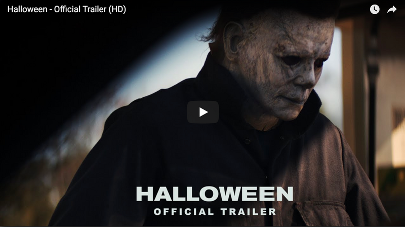 New 2018 Halloween Trailer