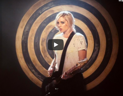 "Brody Dalle ""Don't Mess With Me"" (Music Video)"
