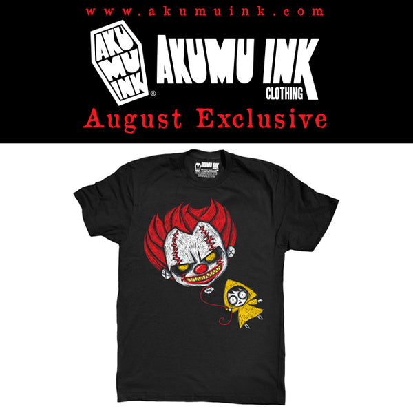 August Exclusive Tshirt