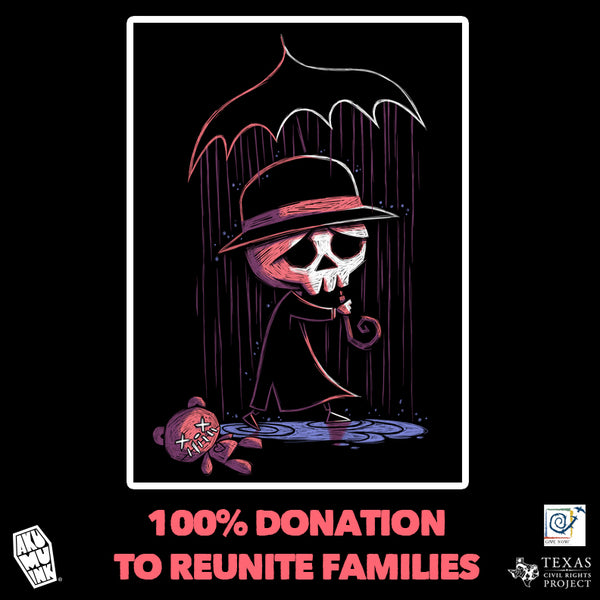 LEFT BEHIND Artwork :: Help Reunite Families