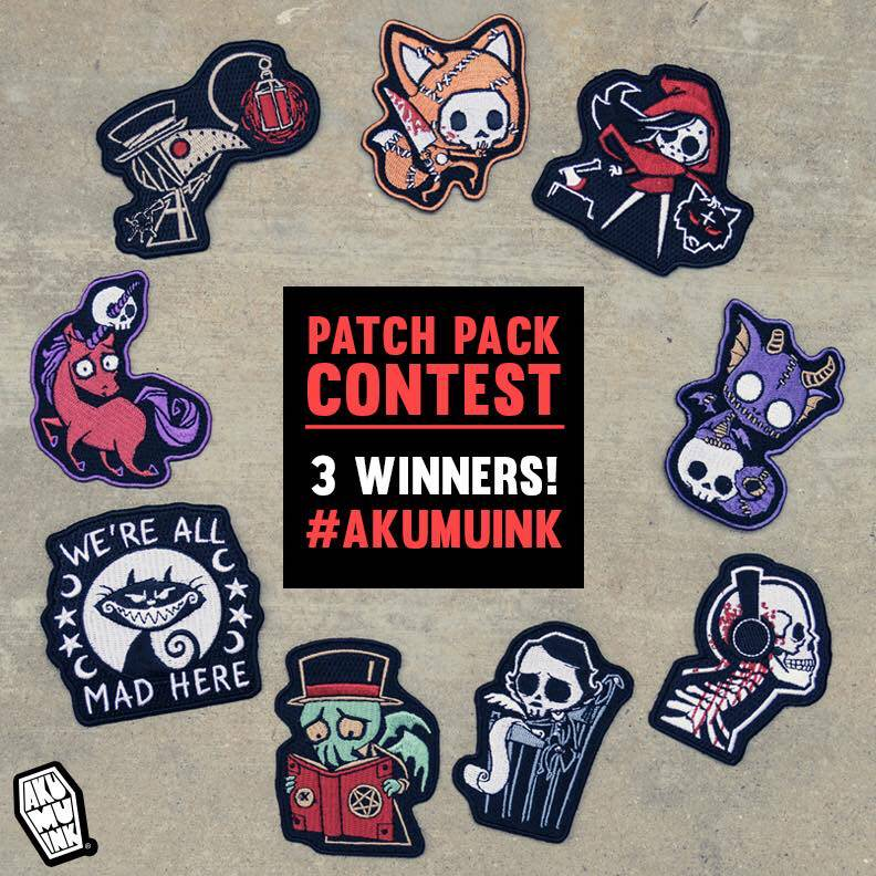 Patch Pack Contest