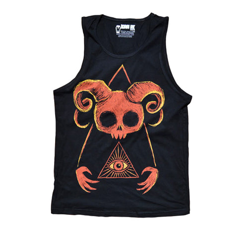 Akumu Ink Capra Hircus Men Tank