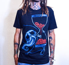 Akumu Ink Father Time Men Tshirt, Men Shirts (SALE), Akumu ink, goth, emo