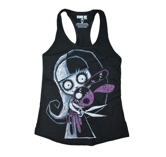 Akumu Ink Work in Progress Women Tanktop, Women Shirts, Akumu ink, goth, emo