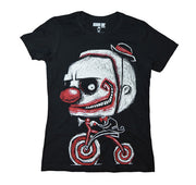 Akumu Ink Creep The Clown Women Tshirt